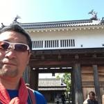 掛川城へ行こう(ロンドン100連発[60/100])