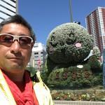 東海道ランの旅 天竜川〜舞阪宿(13日目2016.05.04)