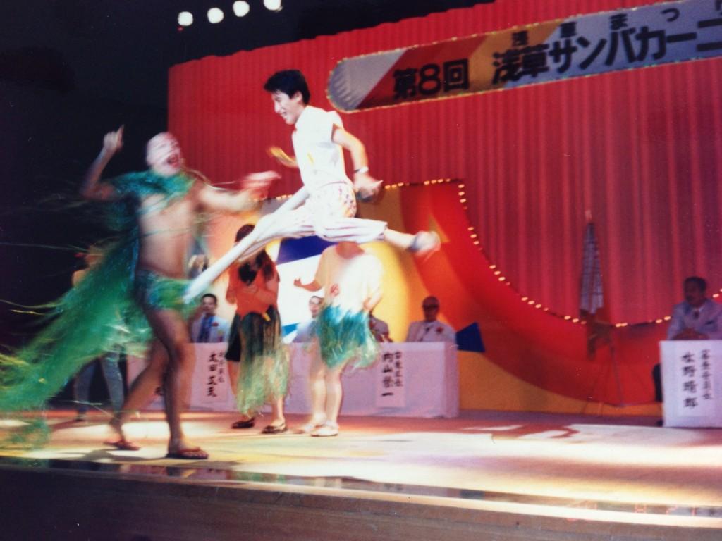 浅草サンバカーニバル写真