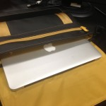 MacBook Air 11にピッタリのカバン!be.ez LE reporter MacBook Air 11 Black/Safran がとても良い件