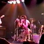 懐かしのバンド時代。ライブ動画をYouTubeにアップロードしました。