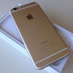 とっても出遅れ気味ですが・・・iPhone6 がやってきた!