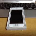 iPhone6 故障の為交換〜売っちまうか?いや、このまま。