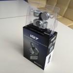 ZOOMズームMSステレオマイクロフォンiQ7 使用レポート