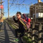 東海道ランの旅 保土ヶ谷宿〜平塚宿(2日目2016.01.10)