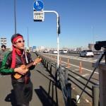 東海道ランの旅 日本橋〜保土ヶ谷宿(1日目2016.01.09)