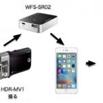 iPhoneのデータがパンパンな貴方、WFS-SR02がオススメ!