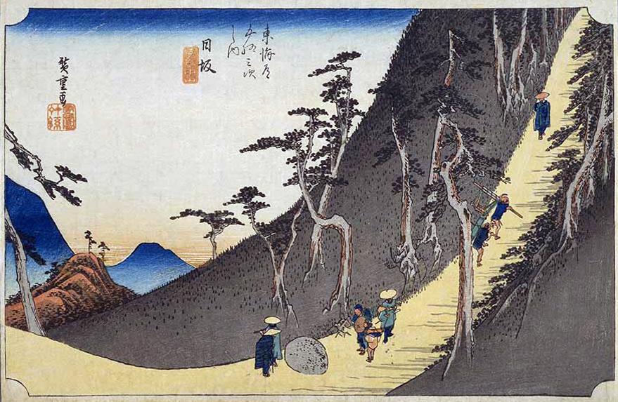 25日坂宿