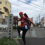 東海道ランの旅 新安城〜鳴海宿(18日目2016.07.03)