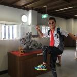 東海道ランの旅 あおなみ線中島駅〜JR朝日駅(20日目2016.07.17)