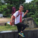 東海道ランの旅 バーベキュー鈴鹿峠〜水口センチュリーホテル(24日目2016.08.13)