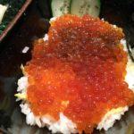札幌で海鮮丼 ロンドン100連発[142/100]